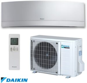 The all new Daikin Emura ductless heat pump